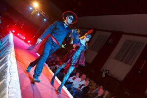 Reportážní fotografie z eventu v Ostravě