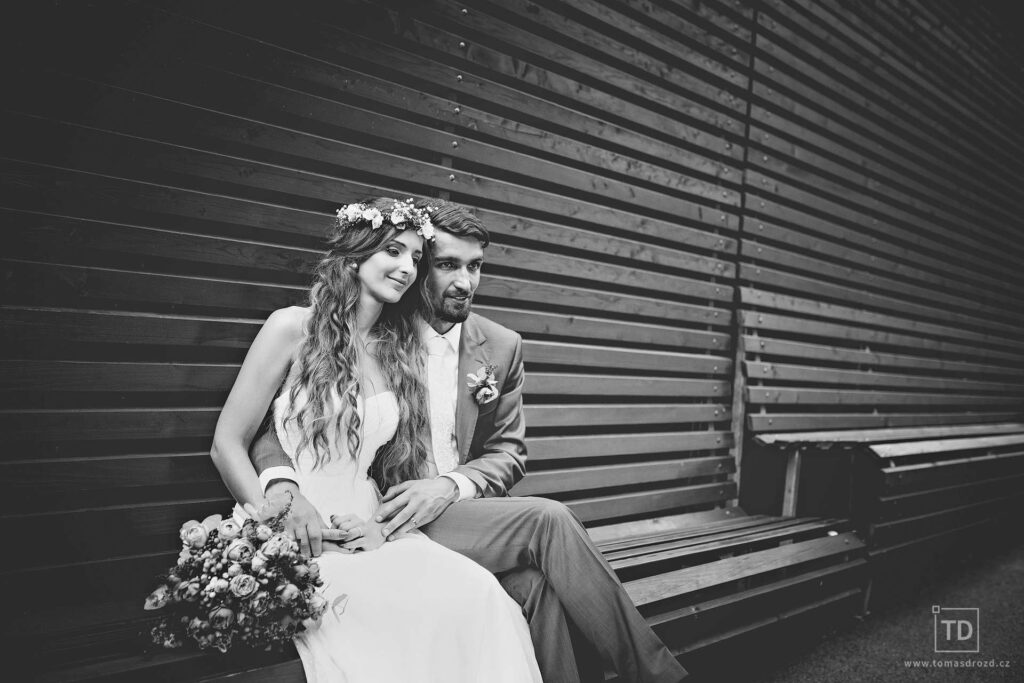 Svatba Aleny a Honzy v hotelu Čeladenka