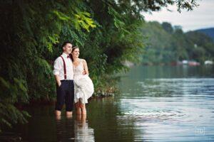 Svatba Evy a Pavla