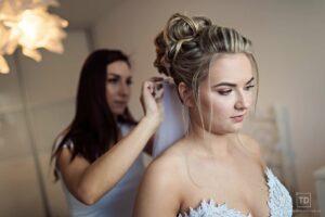 Svatební fotky Karolíny a Ondry