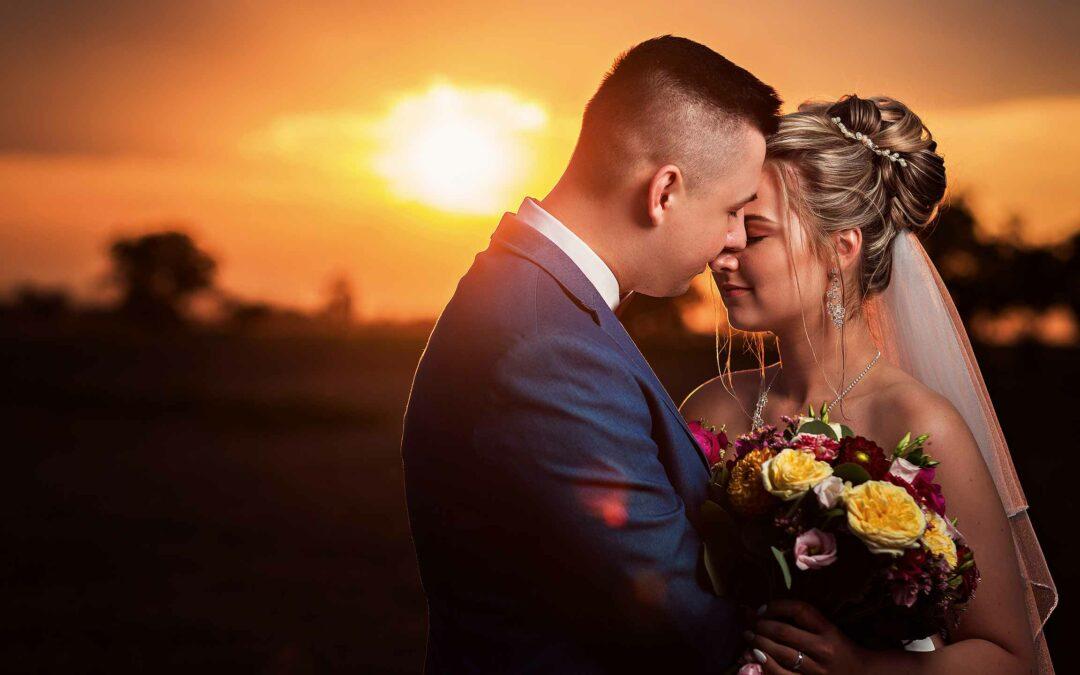 Svatba Karolíny a Ondry ve Štáblovicích
