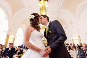 Svatební fotografie Markéty a Ondry