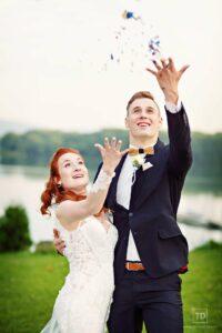 Svatební fotografie Markéty a Tomáše